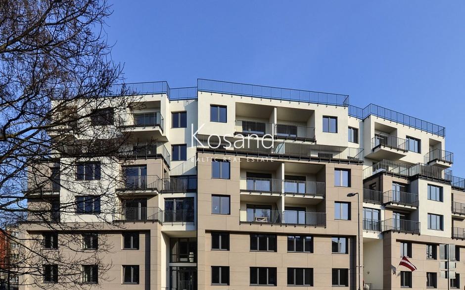 Квартиры рядом с Тихим центром Риги
