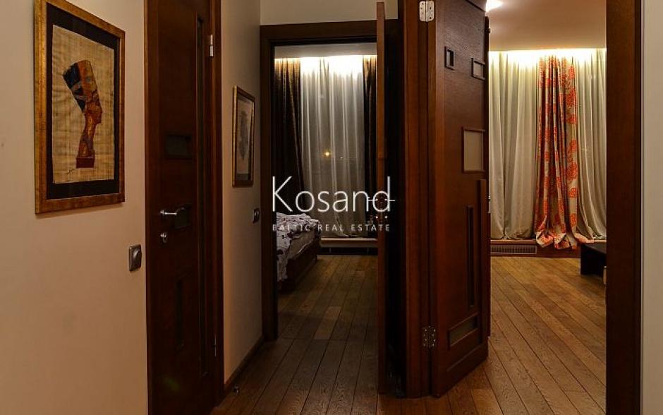 Квартира на границе Старого города и центра Риги