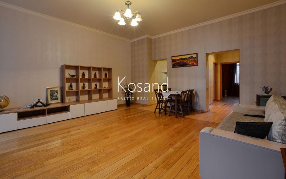 Квартира на престижнейшей улице Риги – ул. Аусекля