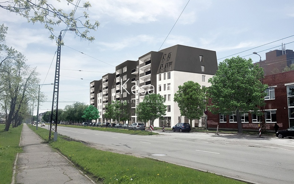 Квартиры в Риги рядом с садом Виестура
