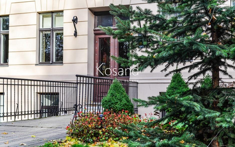 Квартира в Риге напротив парка Кронвальда