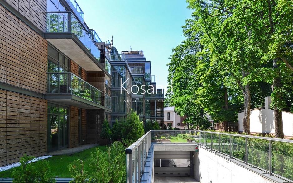 Апартаменты в Юрмале выдержанные в классическом стиле