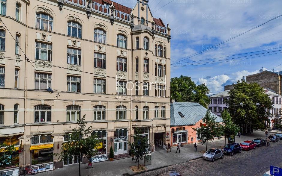 Квартира на центральной улице Риги