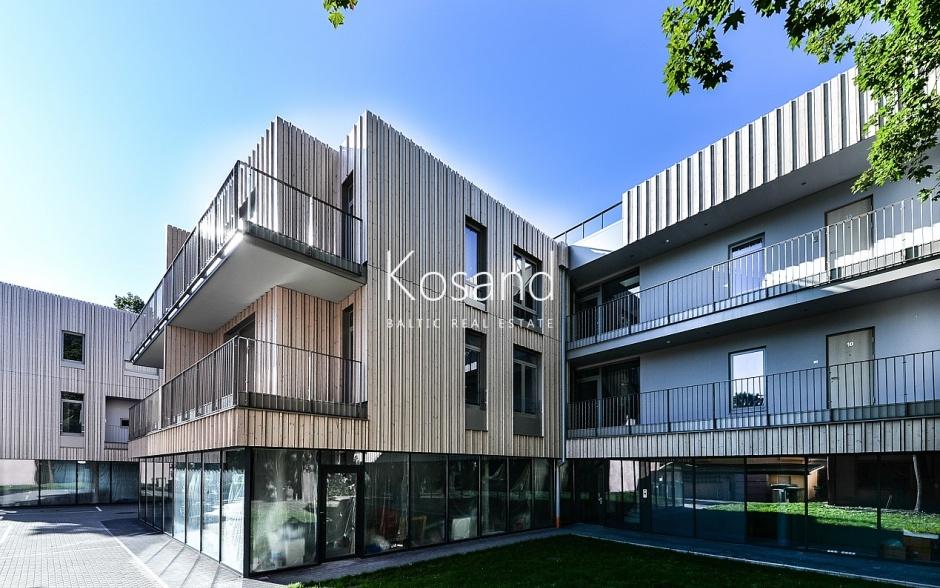 Ё-mas House - проект на главном променаде Юрмалы