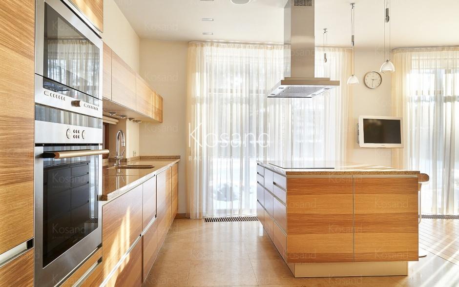 Дом в Юрмале, в современном стиле