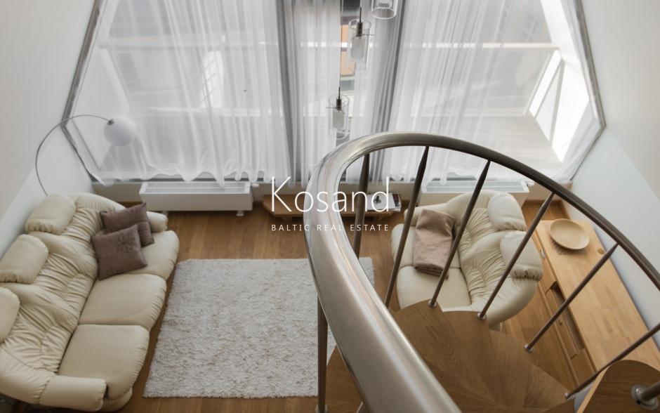 Квартира с атмосферой Старого города Риги