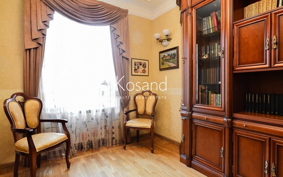 Квартира на покупку в Риге на ул.Элизабетес