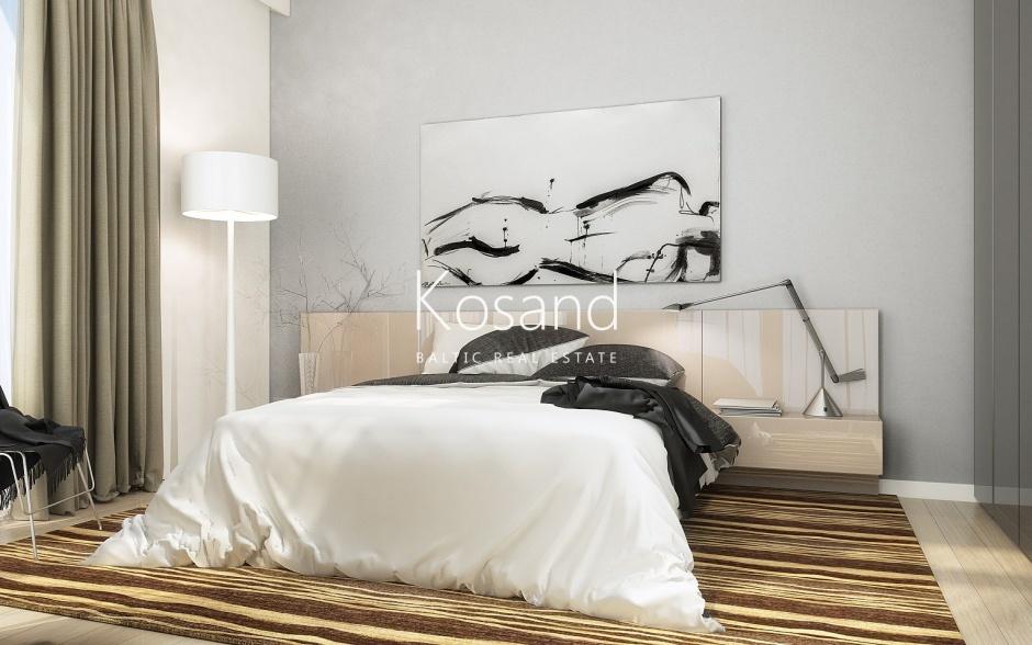 Изысканные апартаменты в Юрмале, в доме - Berberis