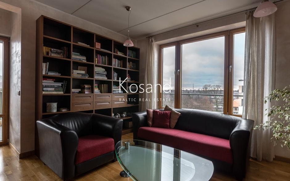 Квартира на аренду в элитном доме Риги