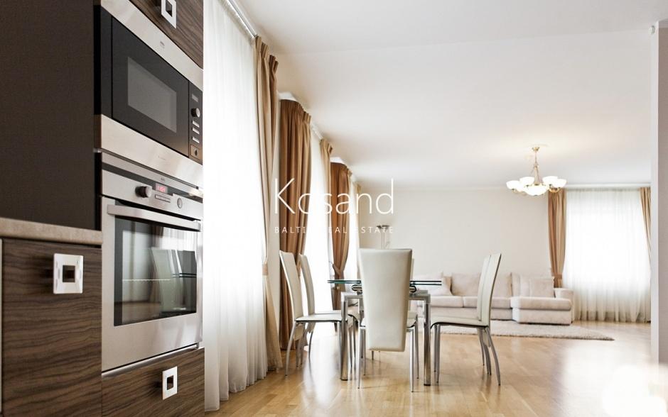 Квартиры на покупку в престижном месте Риги