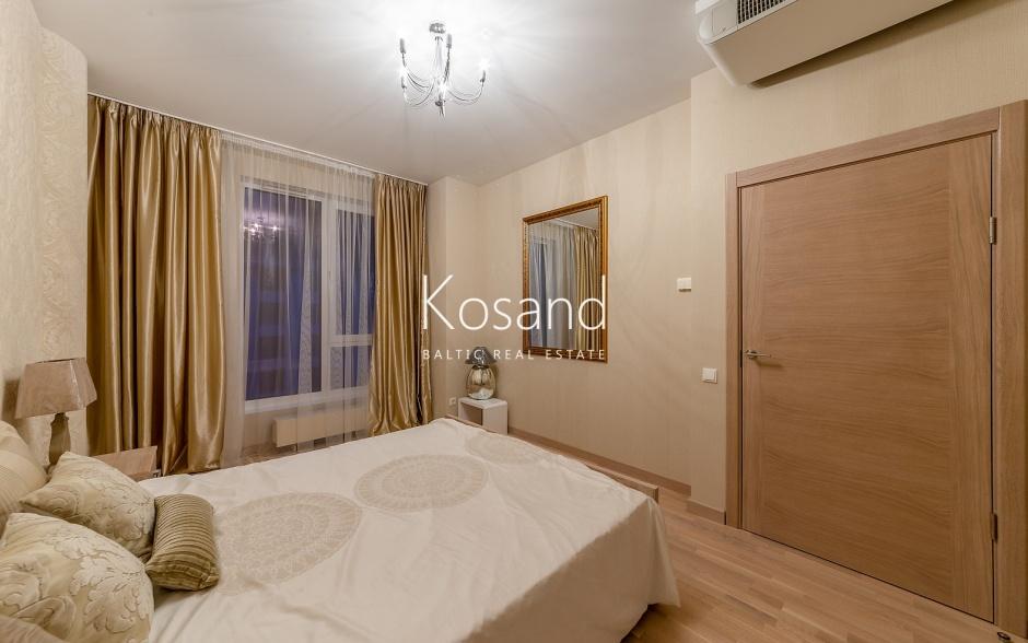 Квартира на покупку на берегу реки Даугава
