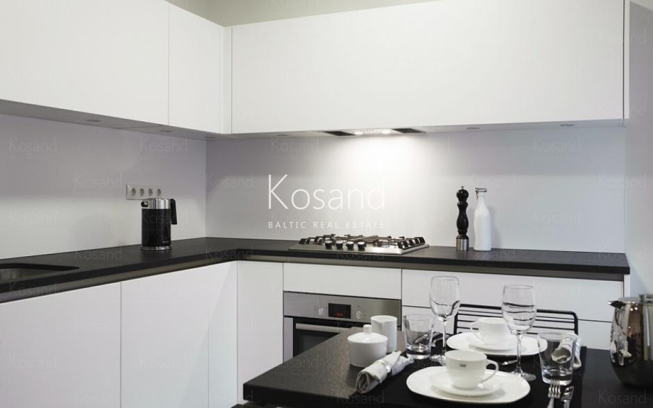Двухкомнатная недвижимость на аренду в Риге