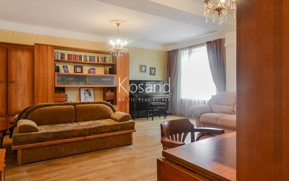 Большая квартира на аренду в Риге