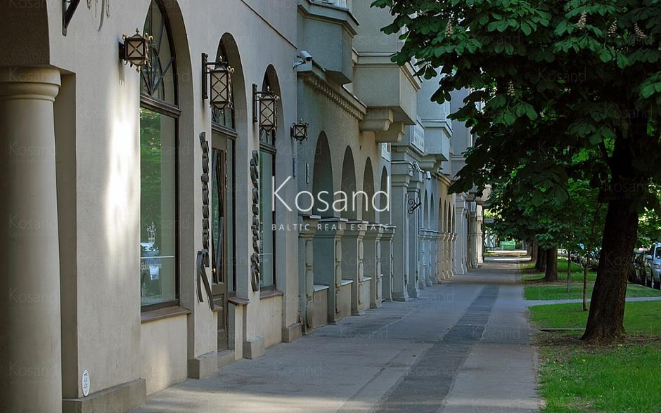Аренда квартиры в Тихом центре на ул.Аусекля