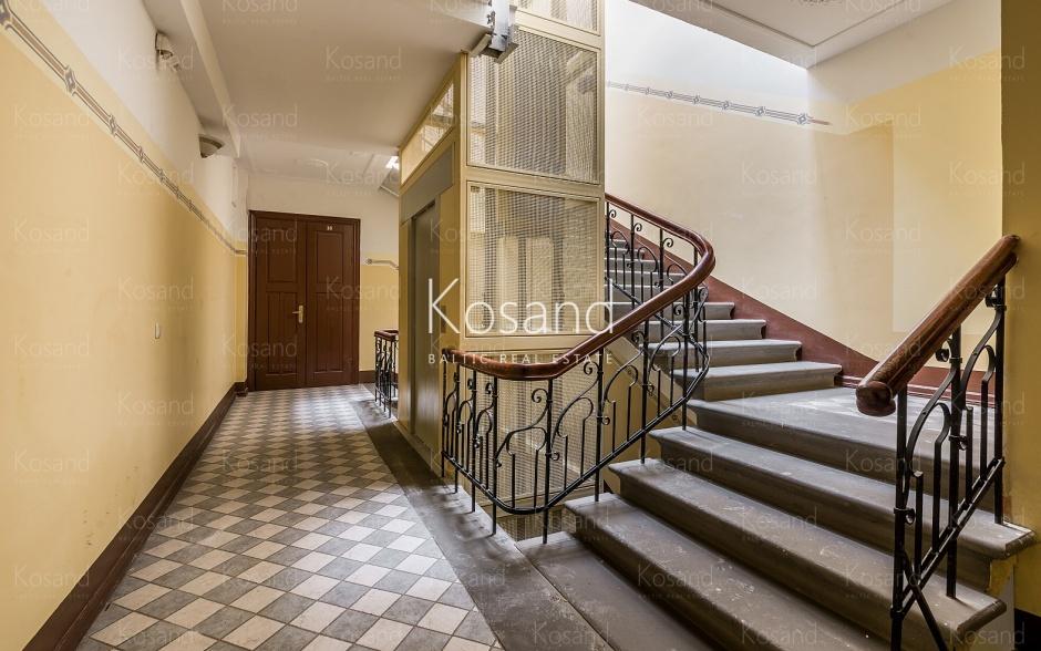 Просторные апартаменты в центре Риги
