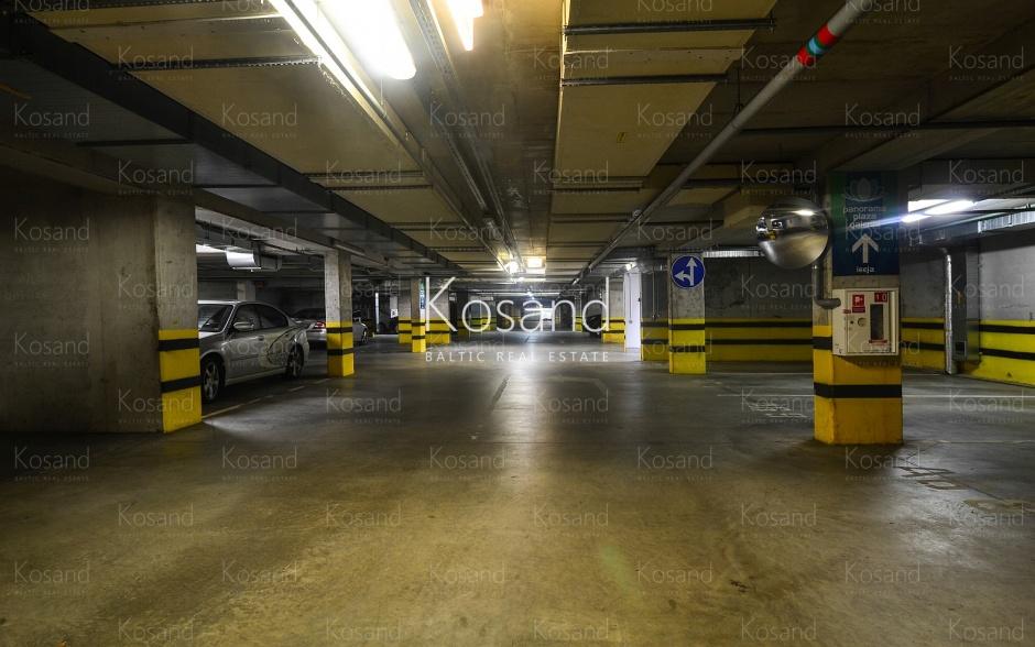 Квартира с парковочным местом на подземной автостоянке
