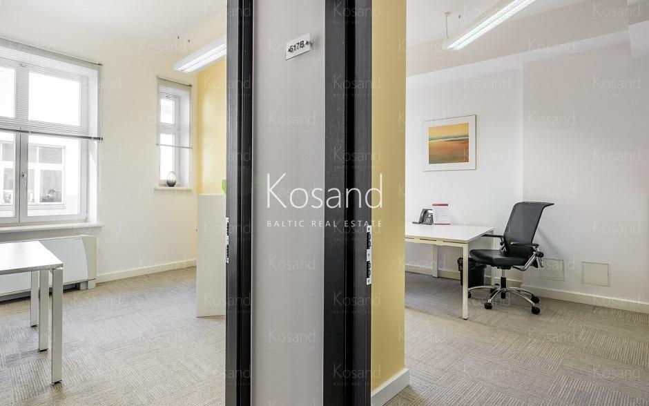 Офис с двумя отдельными кабинетами