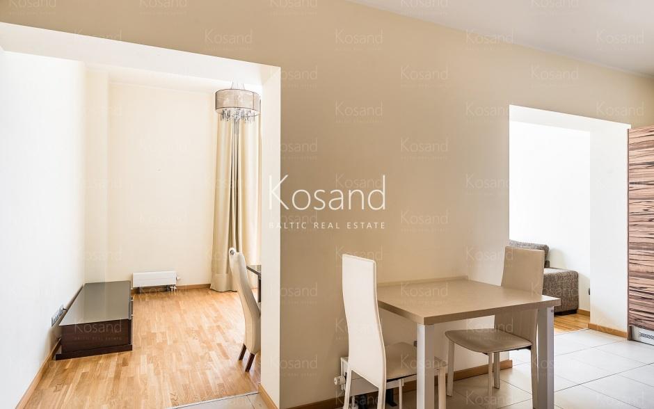 Квартира на аренду с тремя спальными комнатами