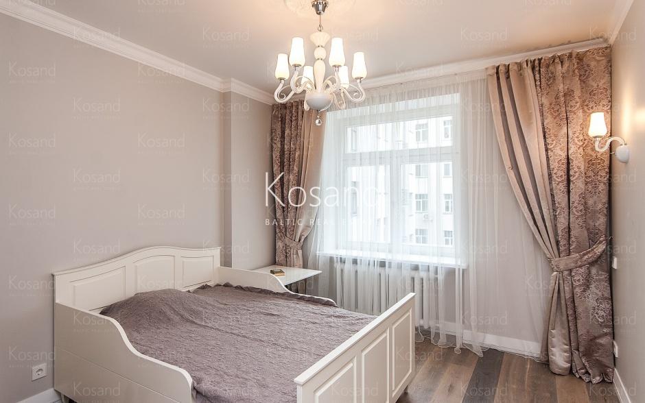 Квартира с двумя спальными комнатами