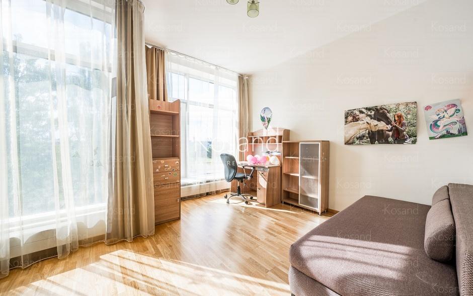 Полностью обустроенная квартира на продажу в Риге
