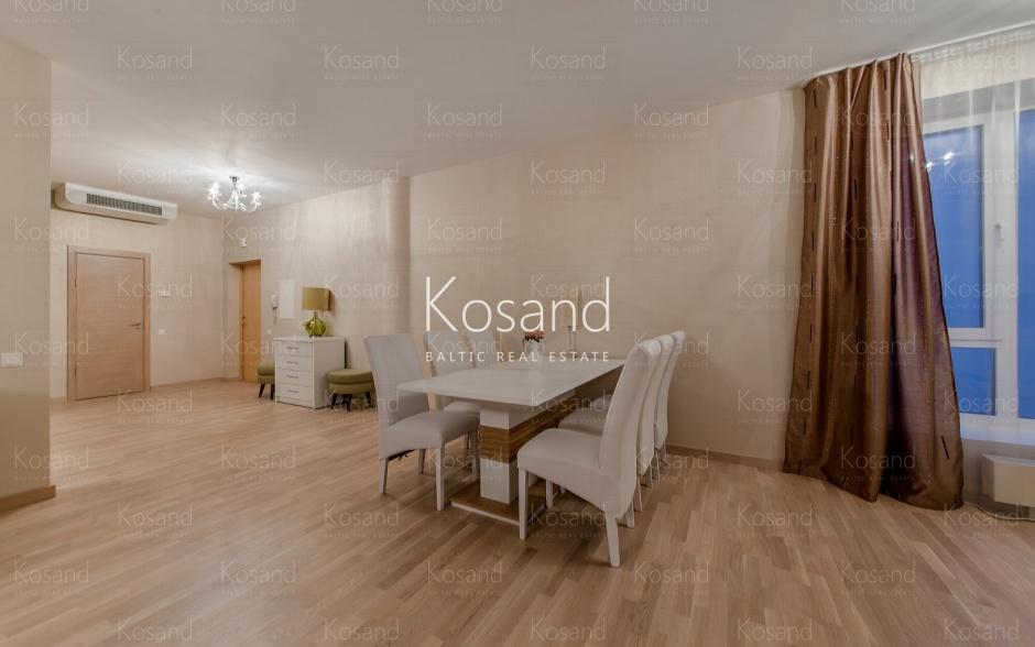 Квартира на аренду с 3 изолированными комнатами