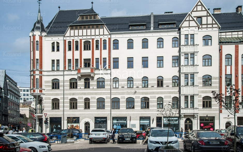 Квартиры на покупку на центральной улице Риги