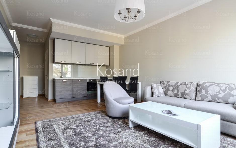 Двухкомнатная квартира в центре Риги