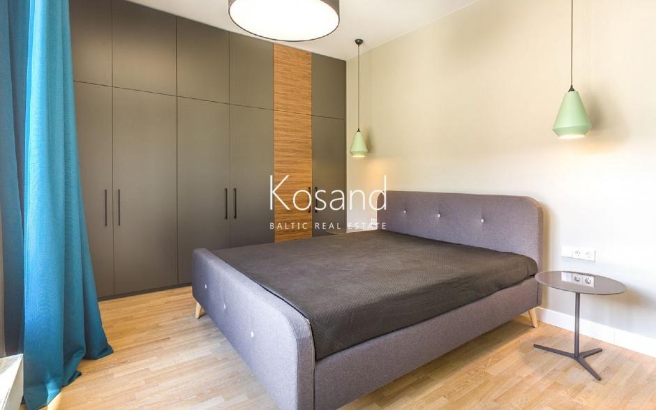 Квартира с полной отделкой в Риге