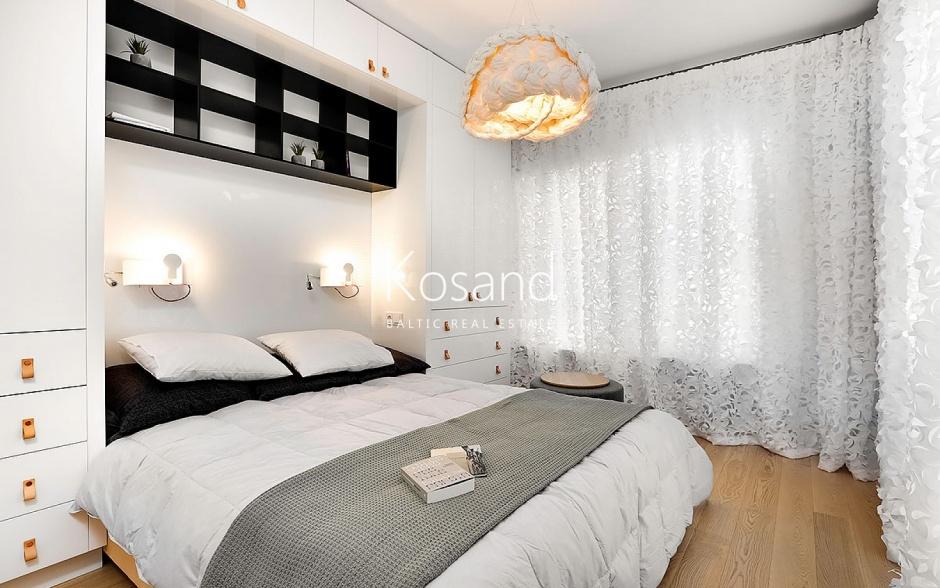 Новая полностью готовая квартира для проживания