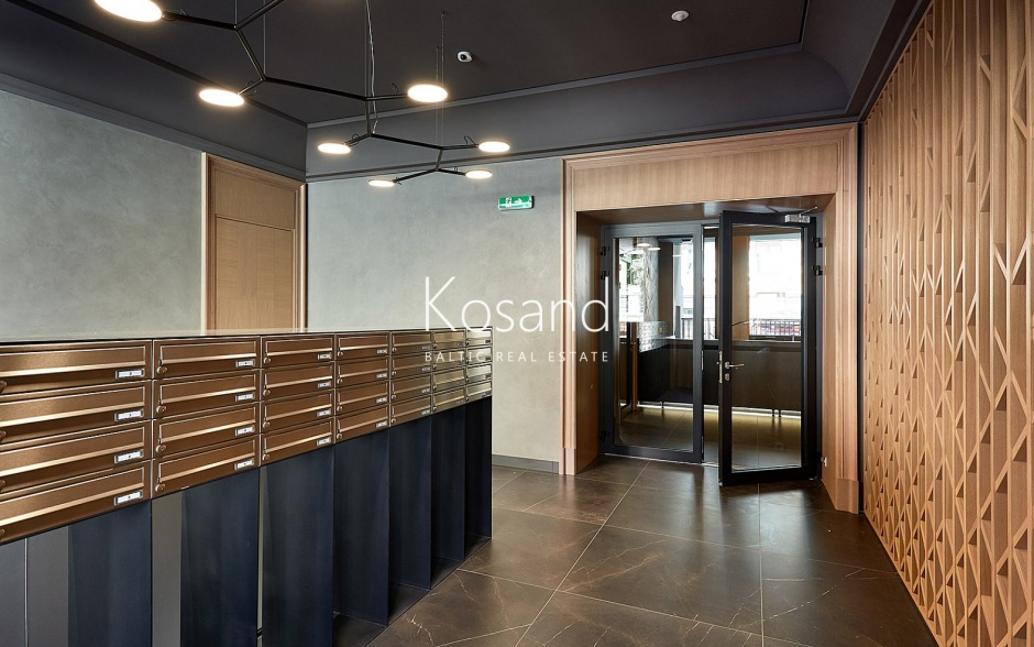 Высококачественная квартира на покупку, в центре Риги