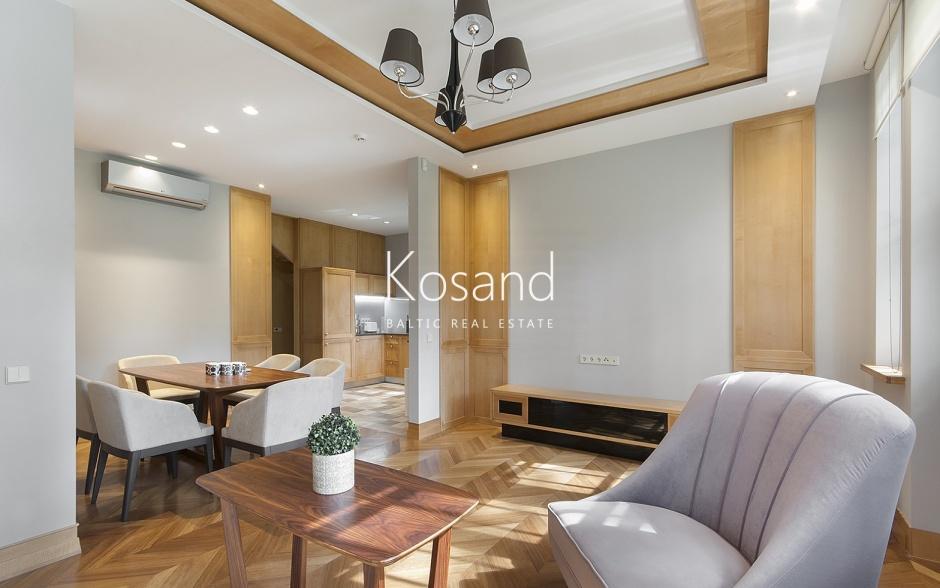 Высококачественная квартира на аренду, в центре Юрмалы