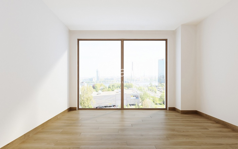Новый жилой комплекс с панорамным видом