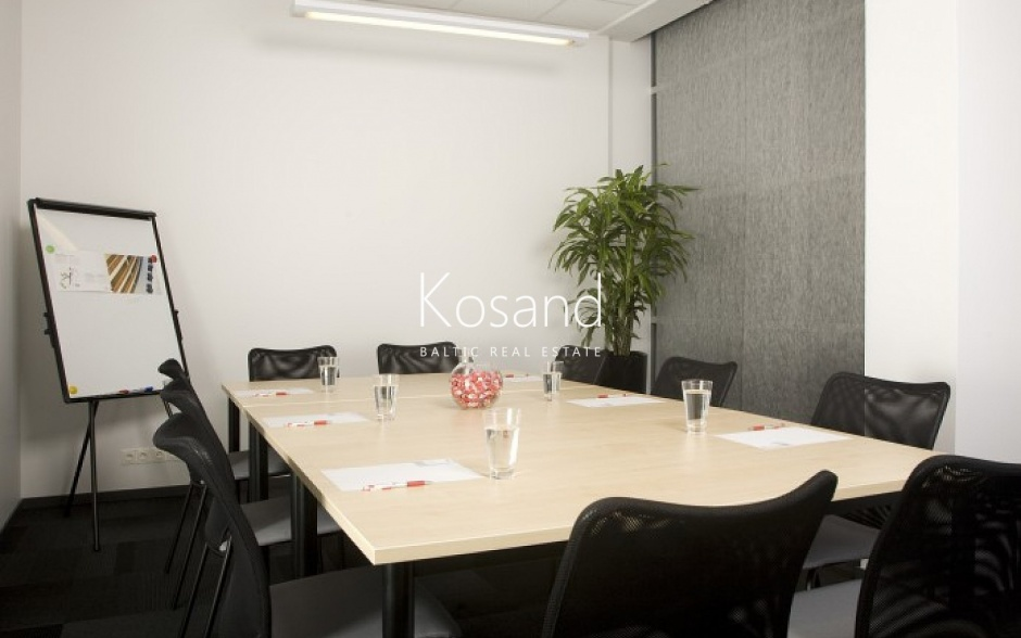 Офис с тремя кабинетами