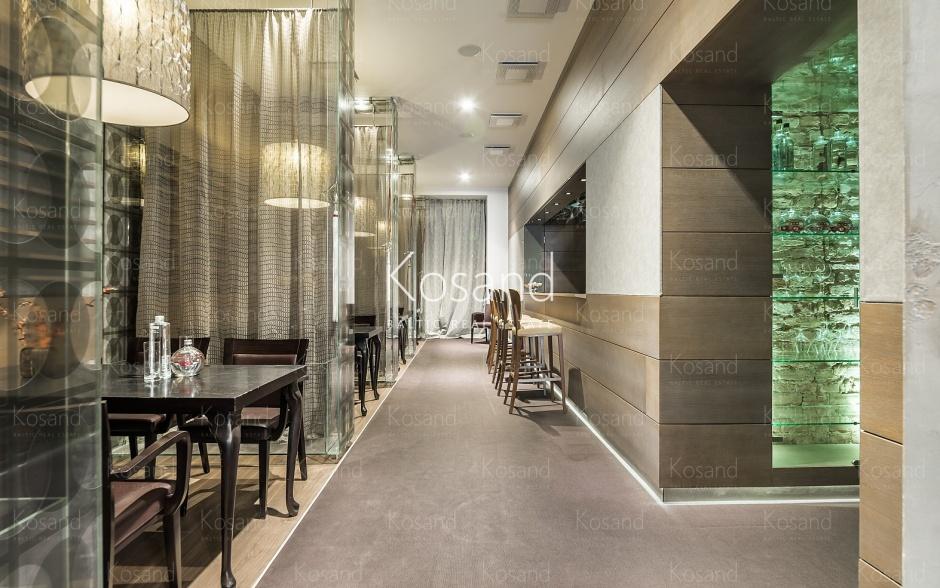 Аренда помещения под ресторан с хорошей проходимостью