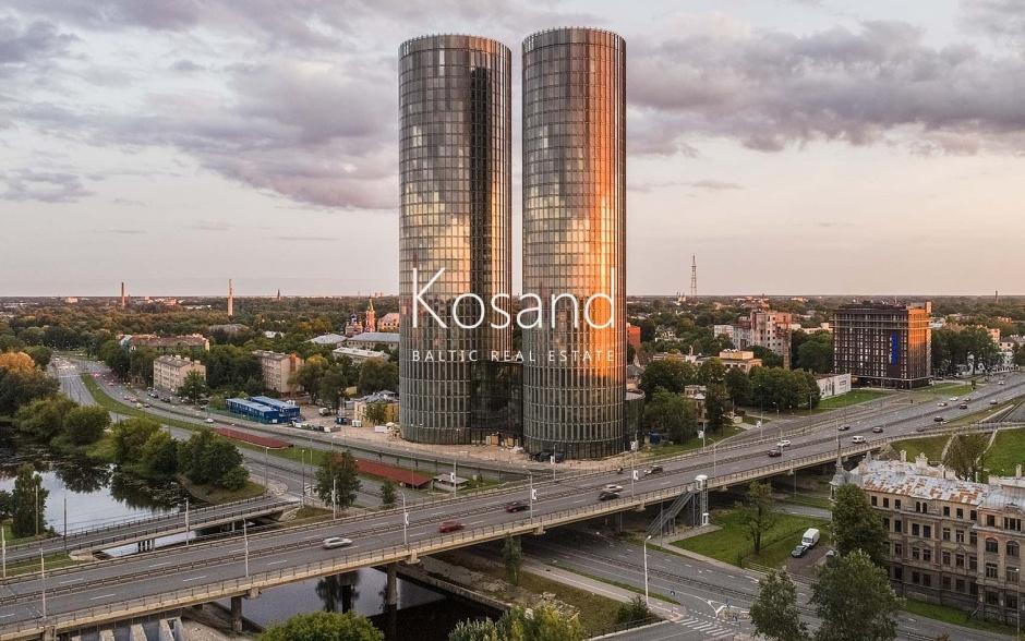 Эксклюзивные квартиры в небоскрёбе