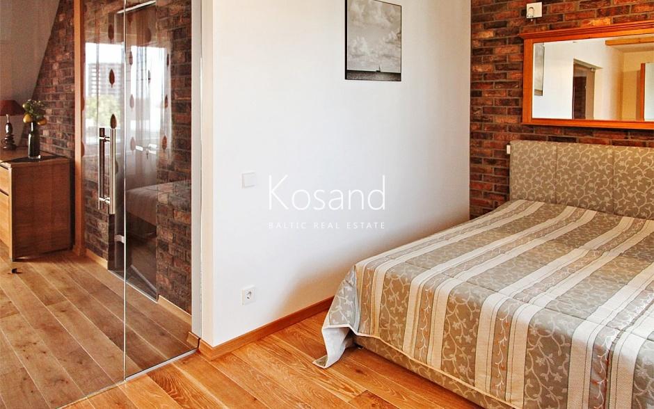 Мансардная квартира на покупку в Пардаугаве