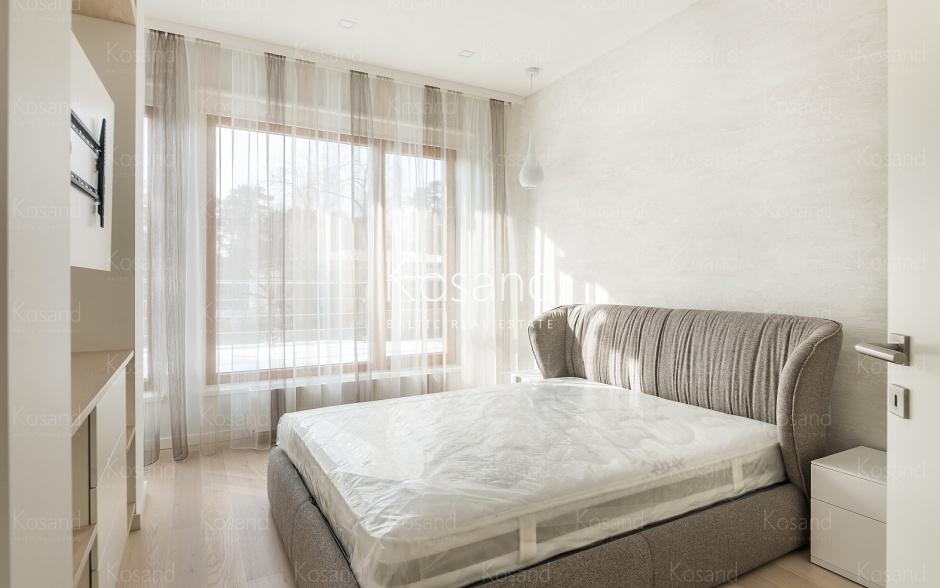 Квартира с террасой в Булдури