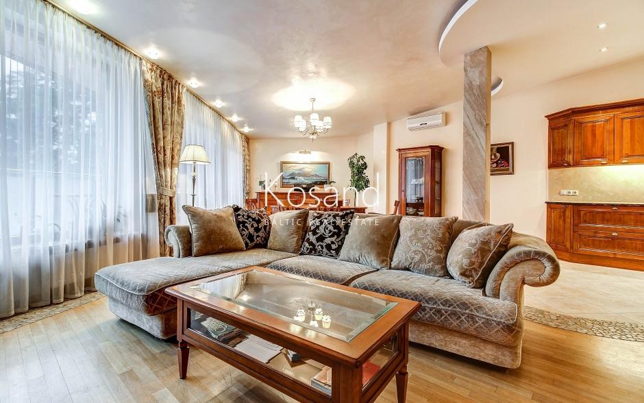 Элегантная квартира в Юрмале