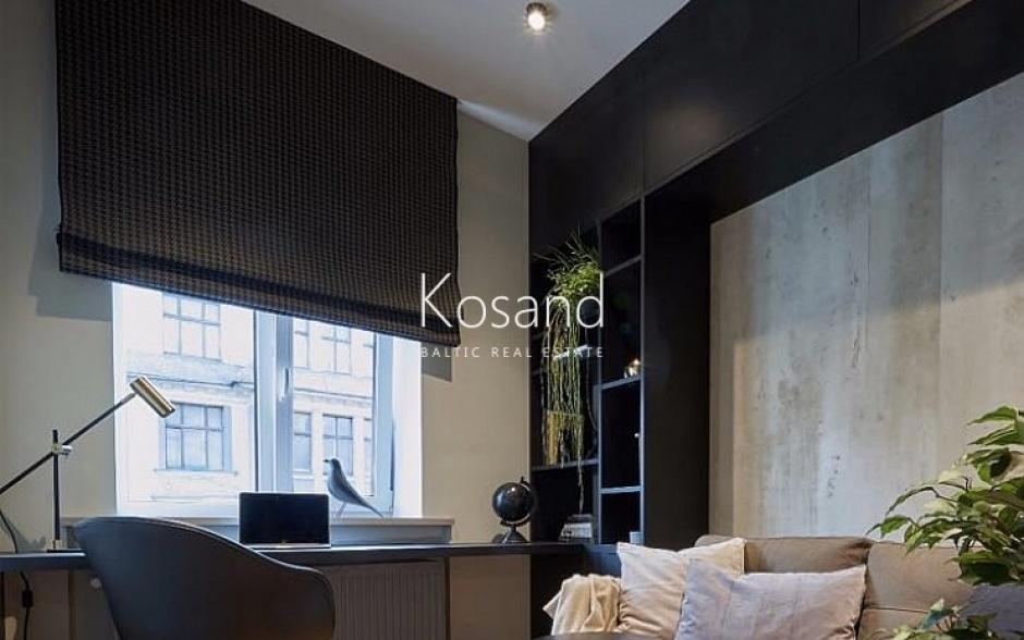 Стильная квартира на аренду в центре Риги