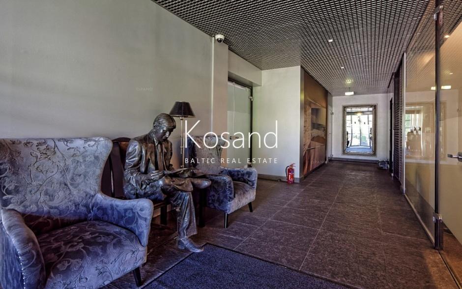 Пентхаус на аренду в посольском районе
