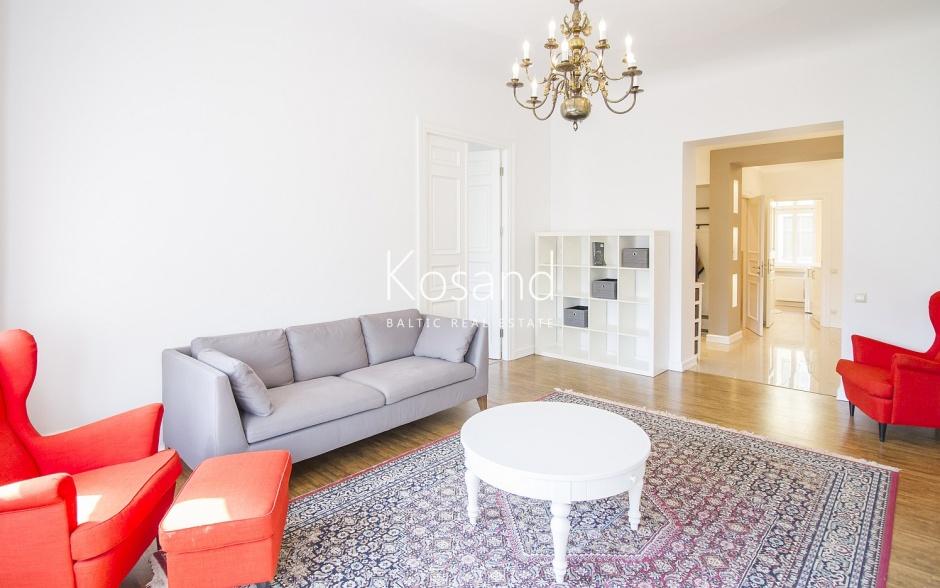 Новая квартира на аренду, на ул.Валдемара