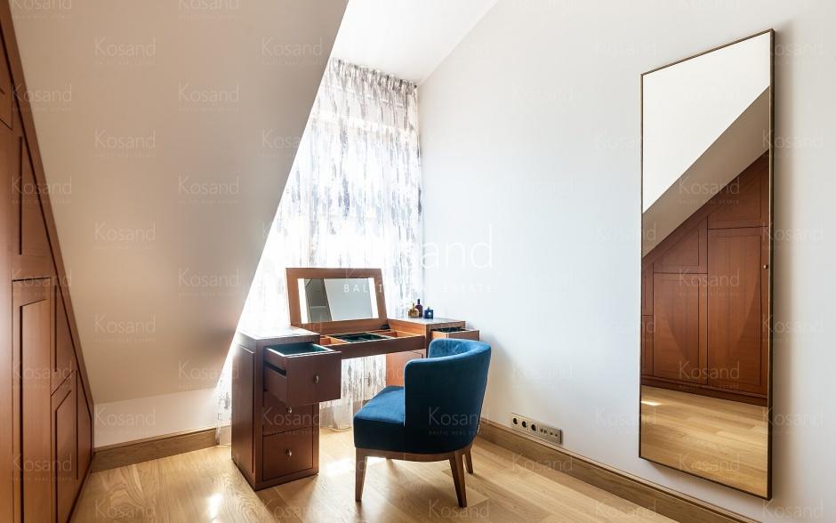 Квартира на тихой улице Старой Риги