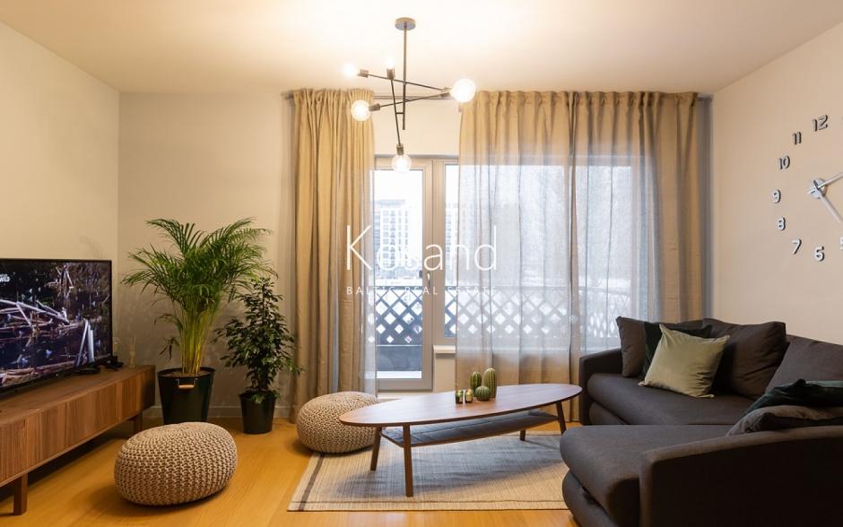 Снять квартиру в Риге рядом с Ареной Ригой