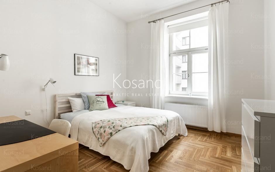 Полностью укомплектованная квартира на аренду в Риге