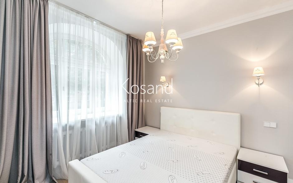 Небольшая квартира на аренду с отдельной спальней