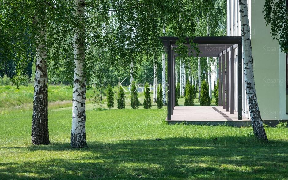 Дом на покупку рядом с лесом