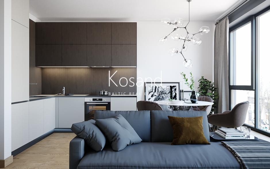 Квартира - студия в Риге