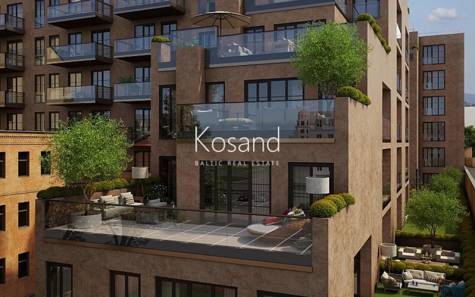 Купить квартиру в престижном районе Риги