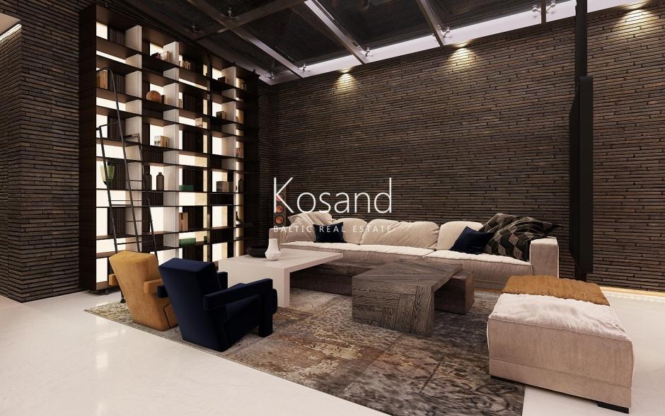 Квартира без отделки в новом проекте